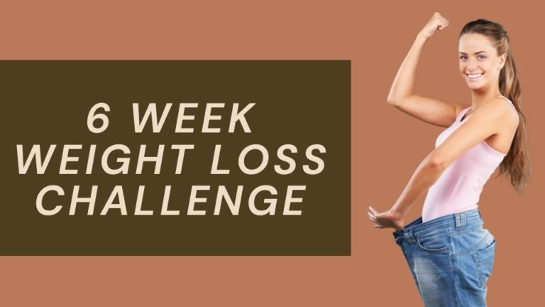 6 Week Weight Loss Challenge: The Definitive Guide