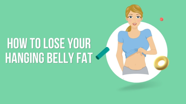 How to Lose Your Hanging Belly Fat